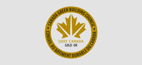 Two projects obtain LEED GOLD certification